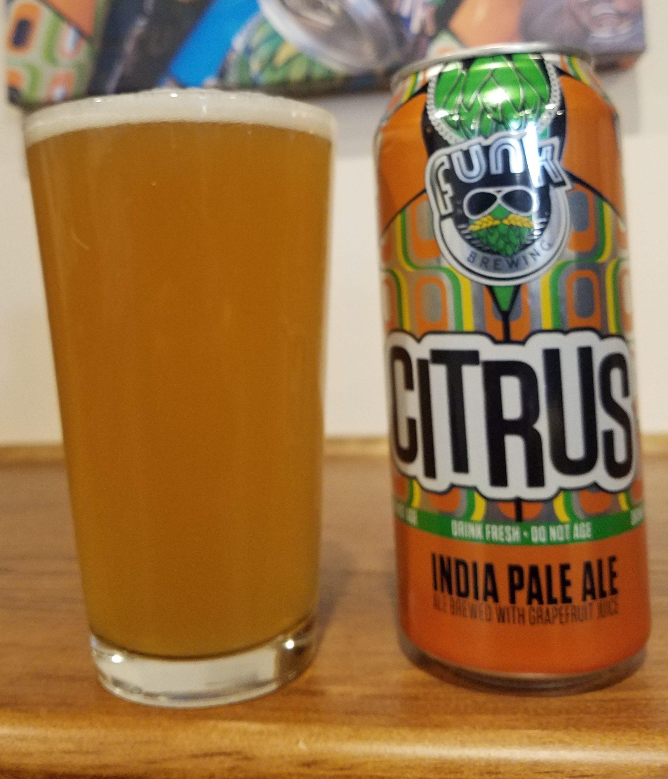 Citrus IPA